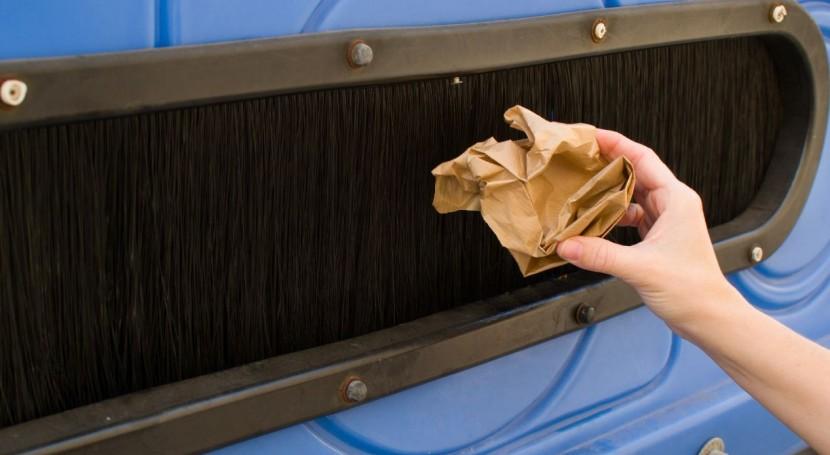 Repacar urge mejorar calidad papel recuperado contenedor azul