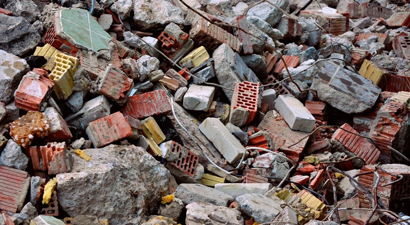 ARC convoca ayudas clausurar puntos vertido incontrolado residuos construcción