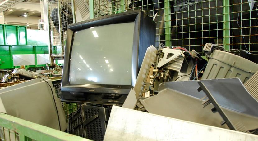 Recyclia presenta primer Informe Anual tendencias industria reciclaje RAEE