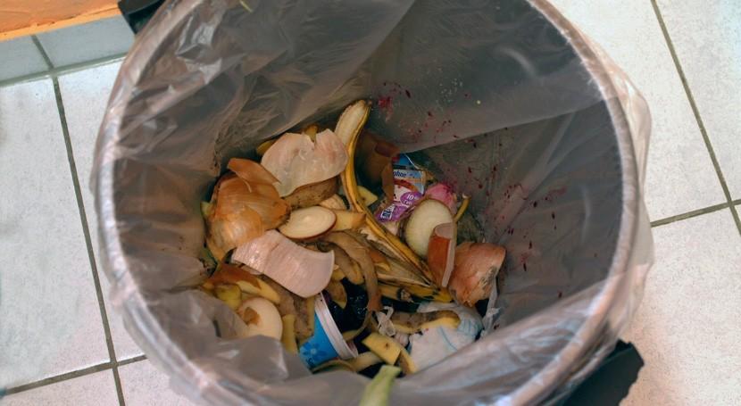 recogida residuos domésticos desciende 2,4% fiestas navideñas 2020