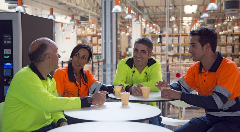 fábrica L'Oréal Burgos integra personas discapacidad gestión residuos