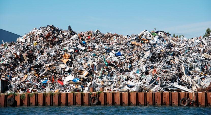 valorización fracción no reciclable residuos, clave economía circular