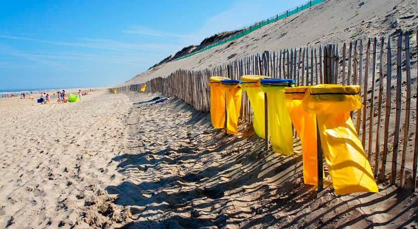 Galicia lanza decálogo mejorar gestión residuos durante vacaciones