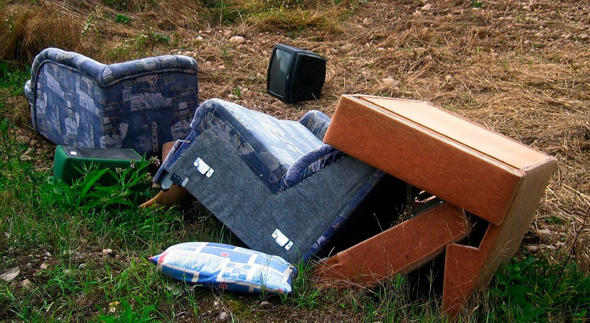 URBANREC: ¿Cómo mejorar reciclaje residuos voluminosos?