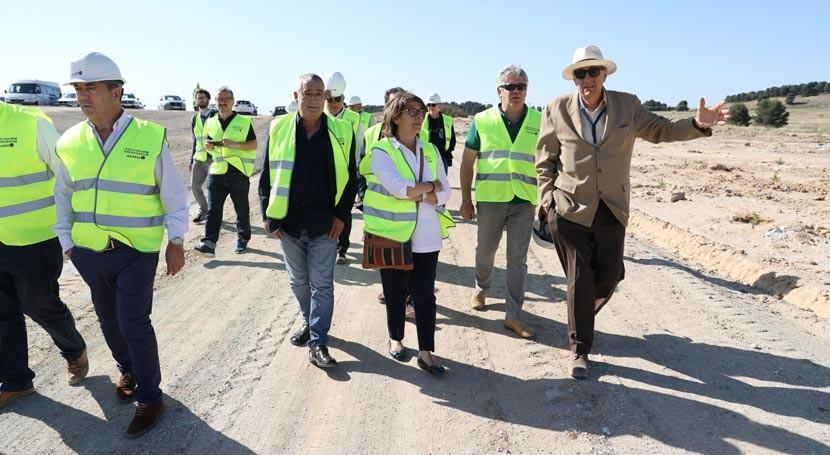 Madrid restaura terrenos vertedero ilegal camino Leña