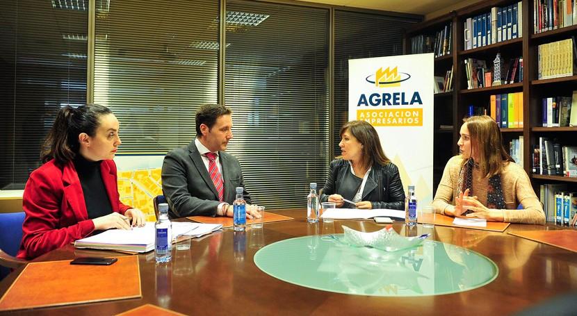 Galicia invita empresarios Agrela apostar economía circular