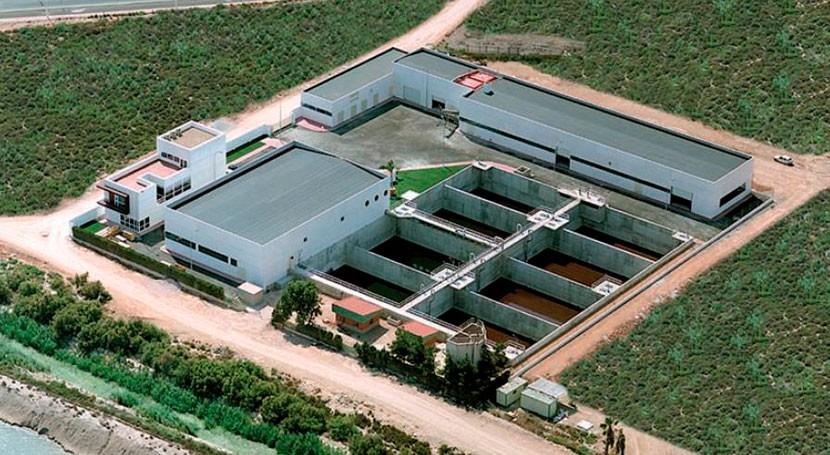 ACCIONA Agua investiga cómo reutilizar residuos depuración aguas