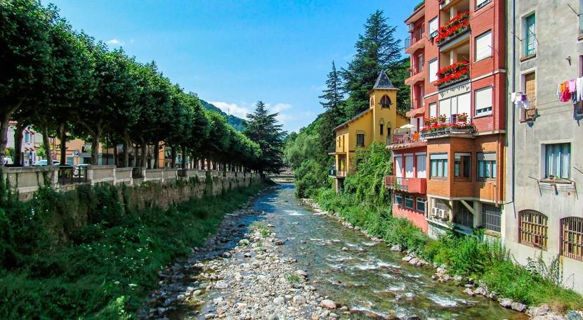 estudio constata presencia microplásticos 75% arroyos y ríos España