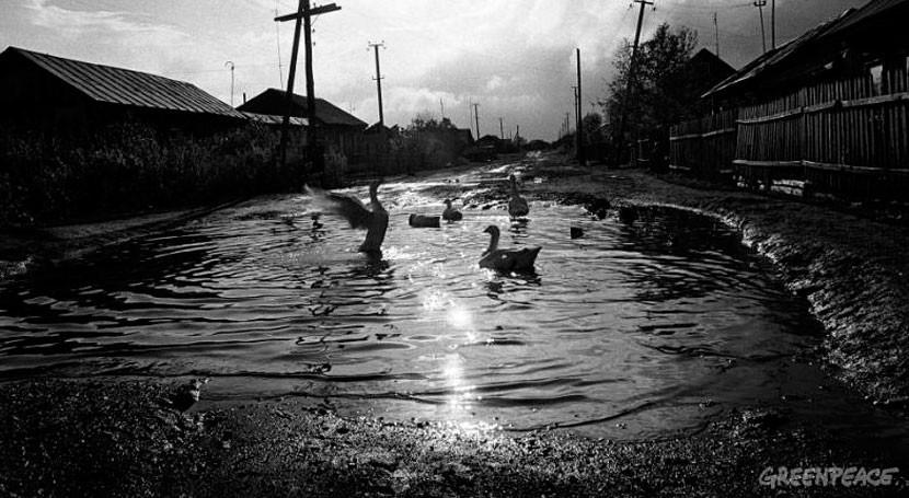 río ruso Techa, contaminado 60 años después accidente nuclear Mayak