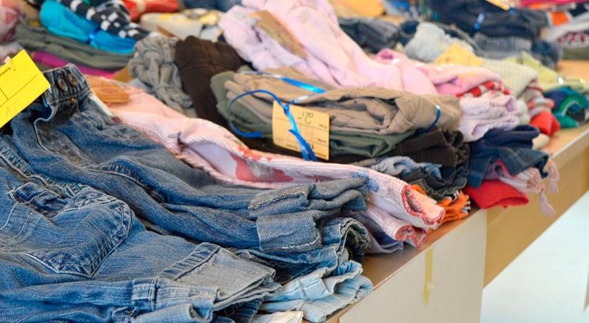 #ArroupaParaTodos: paso más recuperación ropa usada Santiago Compostela