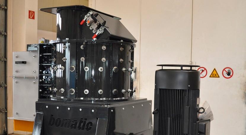 ROTACREX R750 planta biogás