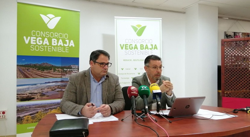 """"""" Consorcio Vega Baja es más transparente y ha estado este mandato al lado vecinos"""""""