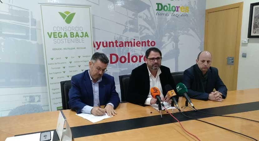 Planta Transferencia Dolores dará empleo 18 personas