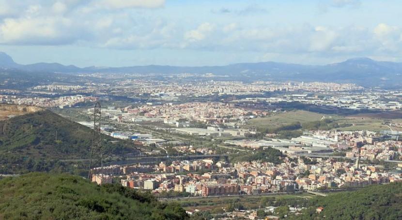 vecinos barrio Puiggener, Sabadell, se quejan falta limpieza barrio