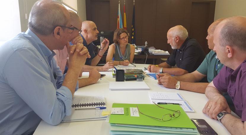 """implantación SDDR Comunidad Valenciana, proceso """"inexorable"""""""