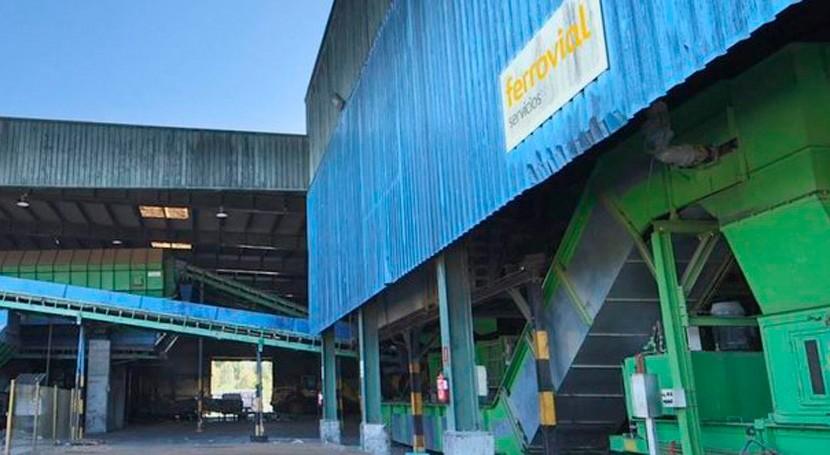 Ferrovial participa proyecto europeo Secasol secado solar residuos sólidos