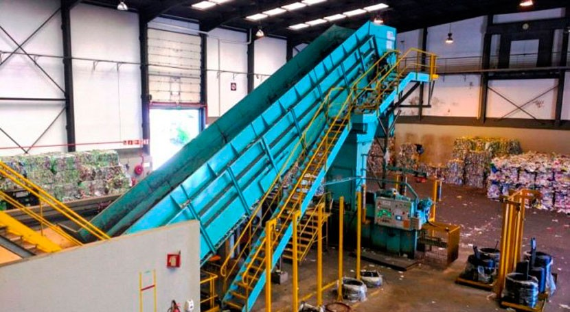 Ferrovial operará centro separación residuos Portugal