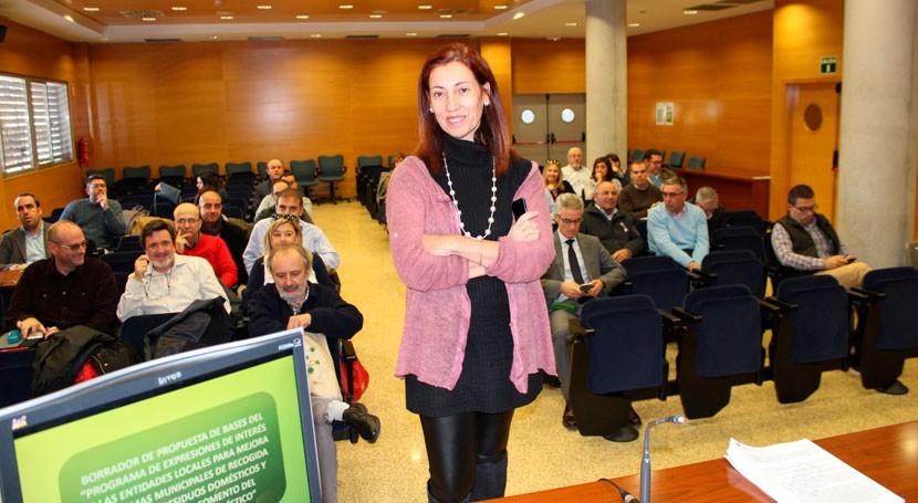 municipios murcianos reciben 1,5 millones euros recogida residuos domésticos
