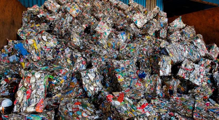 2001 y 2016, Sogama recuperó 106.296 toneladas acero basura que llega complejo