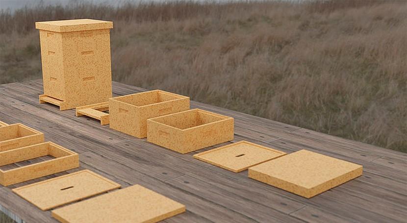 Tableros hechos residuos arroz buscan disminuir uso madera