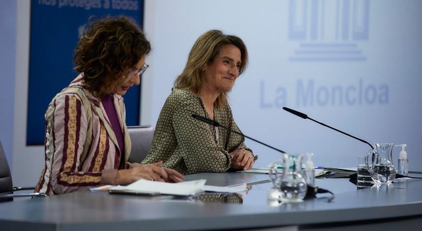 MITECO otorga 420 millones euros al impulso iniciativas recogida separada residuos