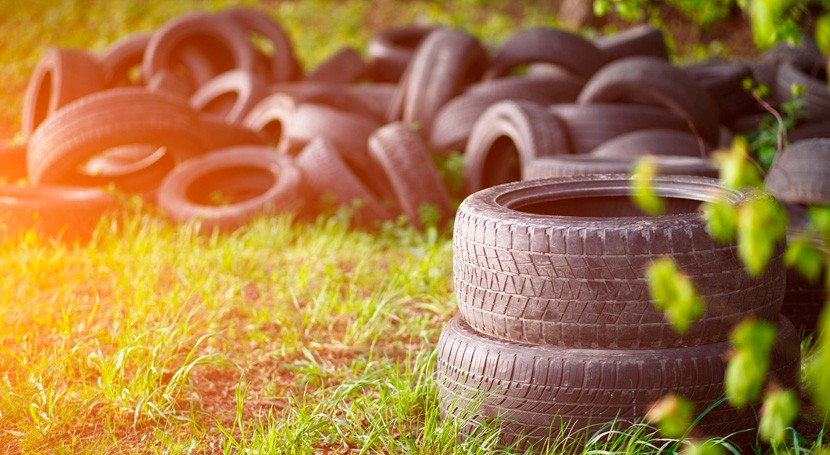 TNU destaca importancia reciclaje neumáticos preservar medio ambiente