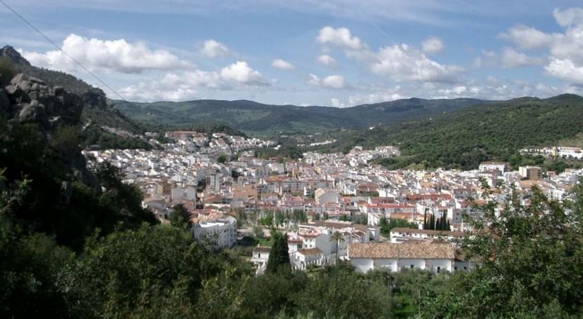 Andalucía licita más 320.000 euros construcción punto limpio Ubrique