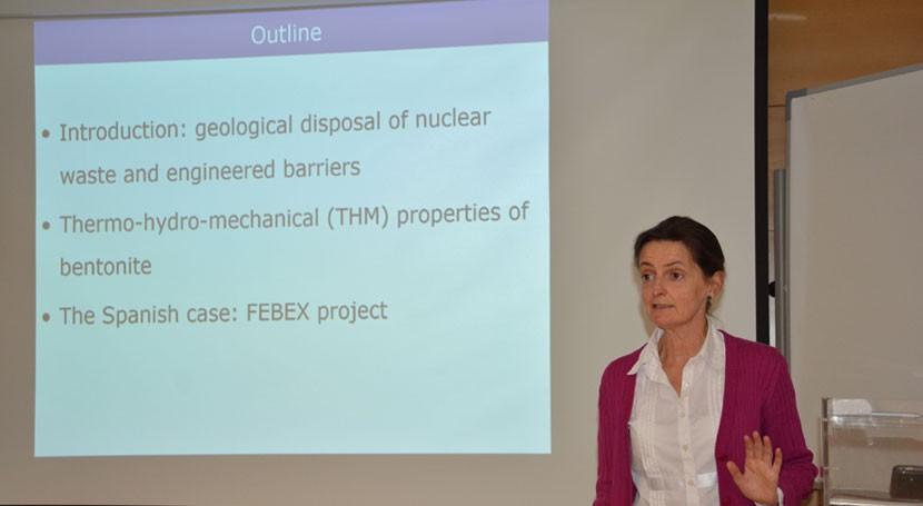 almacenamiento residuos radiactivos, tema central conferencia Castilla- Mancha