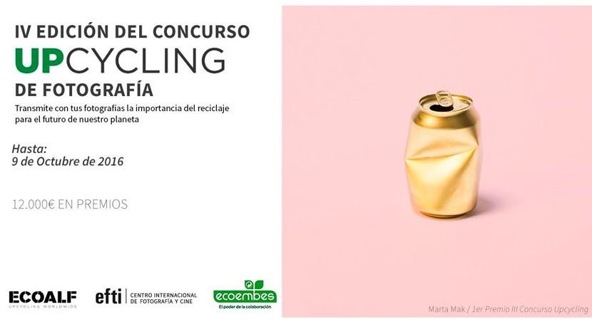 Vuelve Upcycling, concurso fotografía que traslada reciclaje salas exposiciones