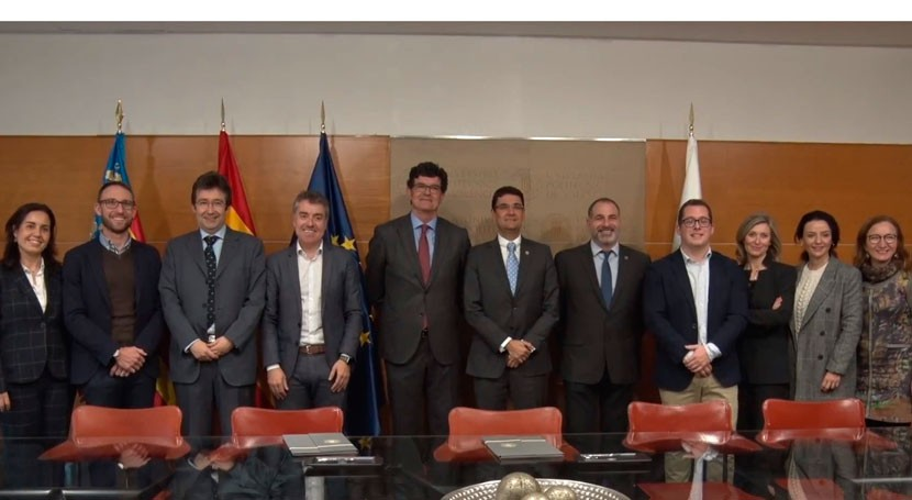 Universidad Politécnica Valencia pone marcha cátedra economía circular