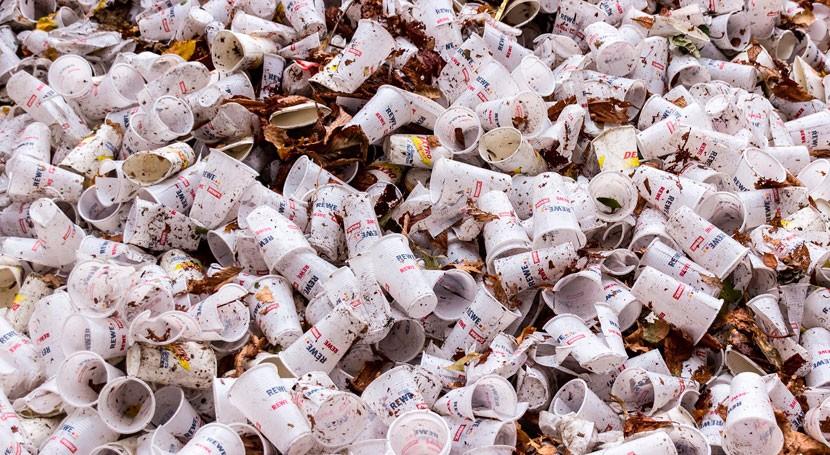 Pamplona estudia cómo eliminar vaso desechable eventos festivos