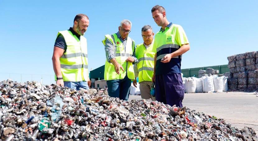 Comunidad Madrid impulsa nuevas técnicas recogida selectiva y gestión residuos