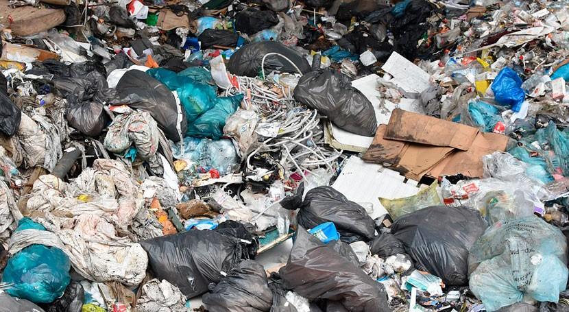 nueva ley importación residuos China pone jaque España