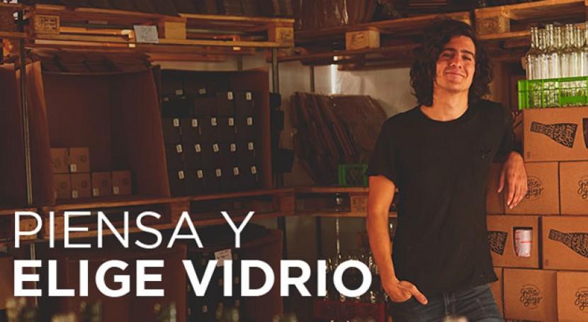 """desafío chileno """"Piensa y Elige Vidrio"""" ya tiene finalistas"""