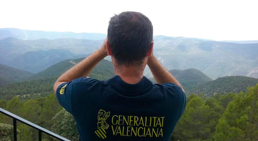 Valencia recuerda importancia no dejar residuos monte