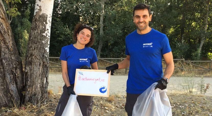 Más 5.000 voluntarios participan actividades recuperar espacios naturales