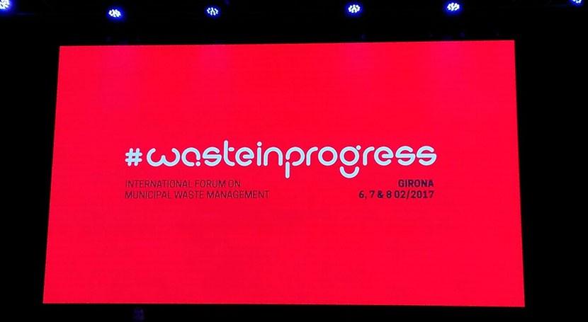 Ecoembes, presente Foro #Wasteinprogress