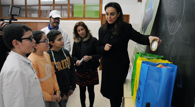 Galicia invita colegios participar concurso separación residuos urbanos