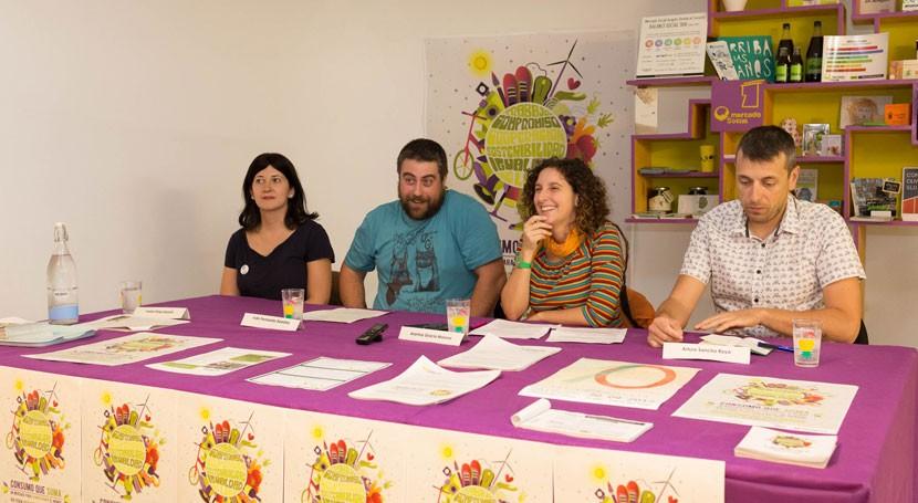 Zaragoza pone marcha estrategia fomento consumo responsable