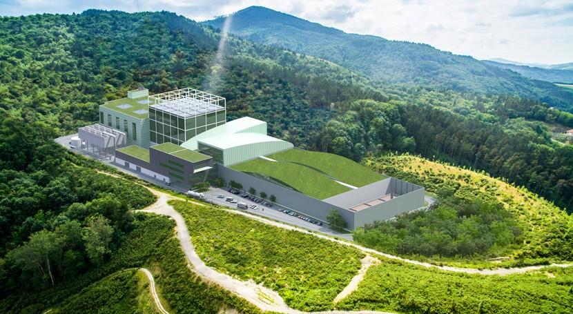 Complejo Medioambiental Gipuzkoa será instalaciones más avanzadas Europa